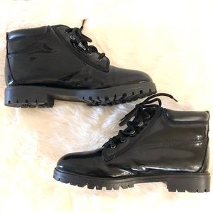 90s Combat Boots